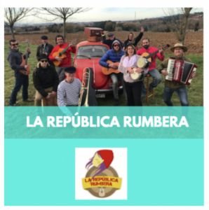 la republica rumbera - grups de musica