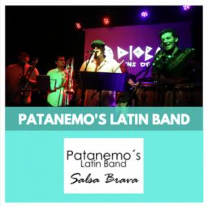 pantanemos latin band - grups de musica
